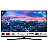 Hitachi Téléviseur de 32' (80,01cm) FHD/Smart TV: Netflix,Youtube,Internet,Facebook/WiFi/Bluetooth / 3 HDMI/VGA-PC/USB