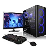 Megaport Super Méga Pack - Unité Centrale PC Gamer Complet • AMD FX-8300 8X...