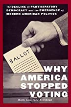 Why America Stopped Voting book cover