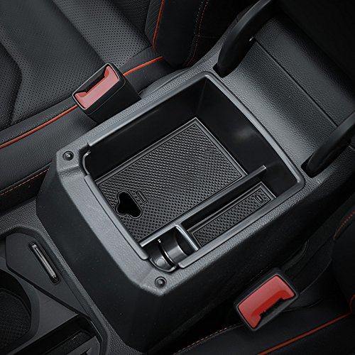Auto Center Console Bracciolo Glove Box Storage Secondario