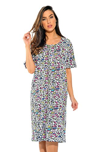 4360-P-10066-XL Just Love Short Sleeve Nightgown / Sleep Dress for Women / Sleepwear