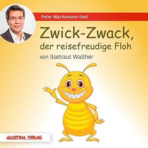Zwick-Zwack, der reisefreudige Floh Titelbild