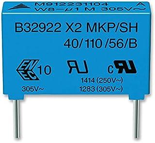 Condensateurs /électrolytiques en aluminium/ /alu Elec 330uF 2/V SMD/ /Lot de 5/ /Lot de 5 /Bouchon/ /eeflt0d331r/