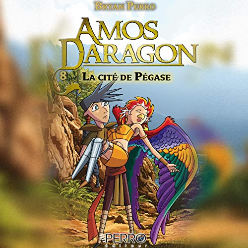 La Cité de Pégase [The City of Pegasus] audiobook cover art