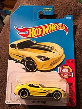 yellow dodge viper