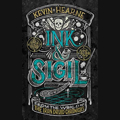 Ink & Sigil audiobook cover art