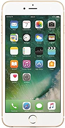 "Apple iPhone 6s Plus 14 cm (5.5"") 16 GB Tarjeta SIM Sencilla 4G Oro - Smartphone (14 cm (5.5""), 1920 x 1080 Pixeles, 16 GB, 12 MP, iOS 10, Oro)"