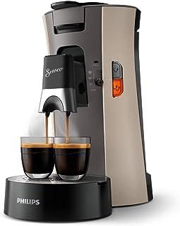 Philips Senseo Select CSA240/30 Machine à café à dosettes (sélection de la puissance du café plus, fonction mémo, en plast...
