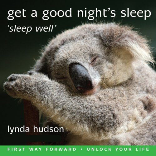 Get a Good Night's Sleep audiobook cover art