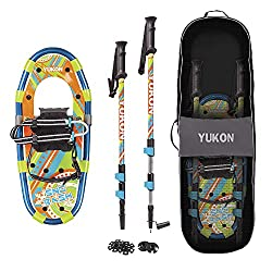 snowshoes are one of the best outdoor gear gifts for kids