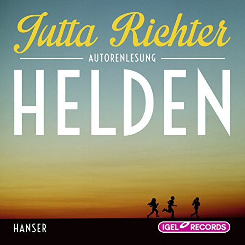 Helden audiobook cover art