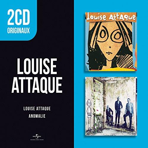 2 CD Originaux : Louise Attaque/Anomalie