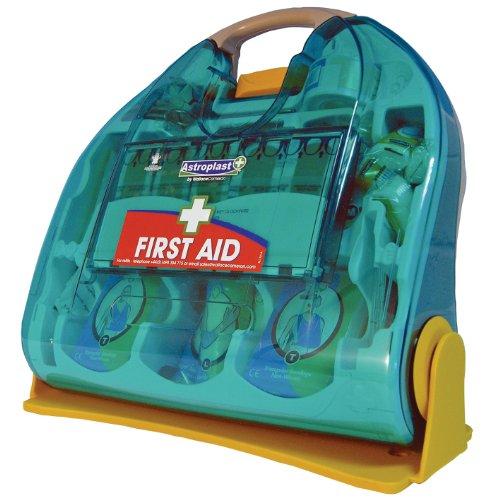 Astroplast, Kit di Primo Soccorso per Adulto, per 50 individui