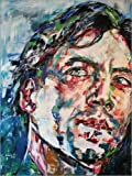 Poster 60 x 80 cm: The Sea Inside Your Eyes (Javier Bardem)
