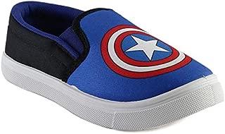 Marvel Boy's Captain America Sneakers
