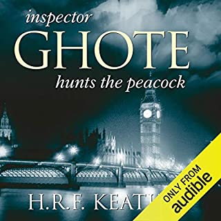 Inspector Ghote Hunts the Peacock                   By:                                                                                                                                 H. R. F. Keating                               Narrated by:                                                                                                                                 Sam Dastor                      Length: 6 hrs and 58 mins     12 ratings     Overall 4.5
