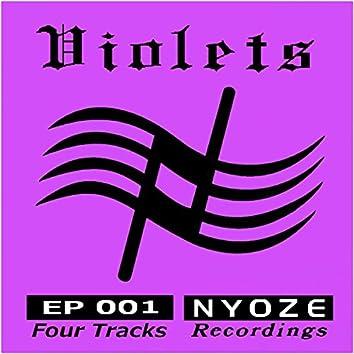 Violets EP 001