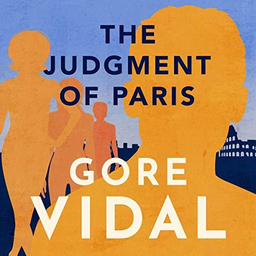 『The Judgment of Paris』のカバーアート