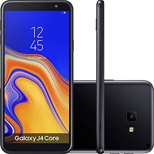 Smartphone Samsung Galaxy J4 Core 16GB Preto - Desbloqueado Vivo