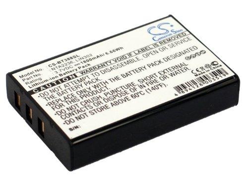 Batería compatible con Globalsat BT-318, BT-318X Bluetooth GPS, BT-338