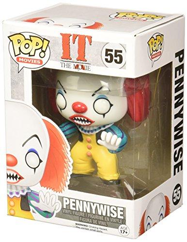 Unbekannt IT The Movies Pennywise POP Movies N° 55 Funko Vinyl Figure 10CM
