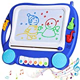 Product Image of the SGILE Musical Magnetic Drawing Board Gift for Kids Girl with Sound