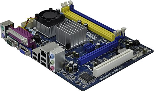 Asrock PV530A - Placa Base (DDR2-SDRAM,DDR3-SDRAM, DIMM, 533,667,800 MHz, 4 GB, Via, PV530): Amazon.es: Informática