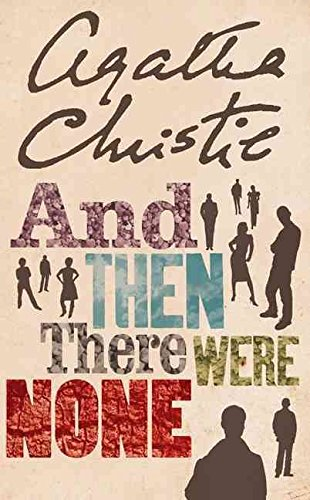 And then there were none: Cartoon (Detective English Readers S.)