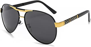 Day and night driving and driving mirrors, polarized sunglasses, men's riding and driving sunglasses