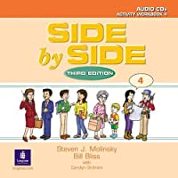Side by Side Level 4 Activity Workbook CDs (2)
