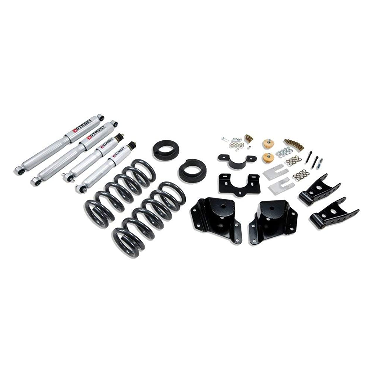 Belltech 670SP Lowering Kit with Street Performance Shocks