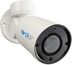 GW Security 5MP (2592 X 1920P) Pan Tilt Zoom High Speed H.265 Onvif PoE Bullet PTZ Camera 4X Optical Zoom Weatherproof Outdoor/Indoor, 130 feet IR Night Vision