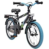 BIKESTAR Bicicleta infantil | Bici para niños y niñas 16 pulgadas