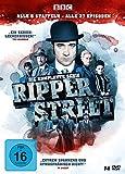 Ripper Street - Die komplette Serie - Alle 5 Staffeln - Alle 37 Episoden