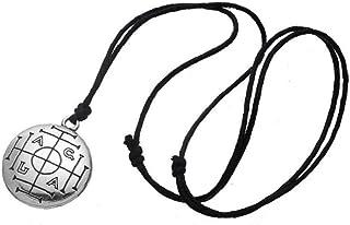 Aisoway Ciondolo Potenza Stregoneria Collana Gotica Amuleto Girocollo Catena di Hip Hop per Donne della Decorazione