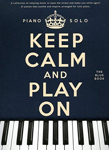 Houd kalm en play op - gearrangeerd voor piano [noten / Sheetmusic]