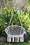 Angel Living Hamac Chaise, balançoire pour Adulte,Corde de Coton et Fait par...