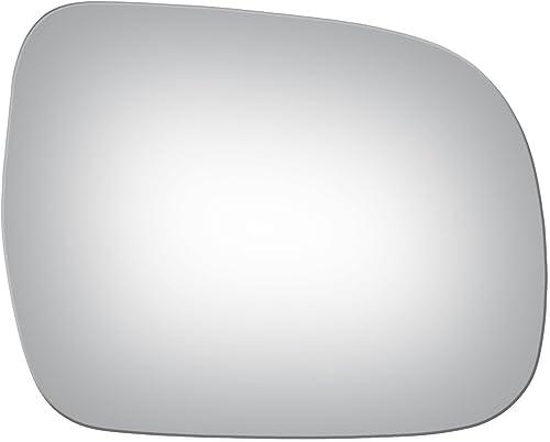 Volvo V50 V70 2006-2009 Left side Heated Door Mirror Glass /& Backing Plate