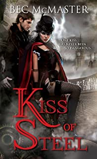 Kiss of Steel (London Steampunk Book 1) (English Edition)