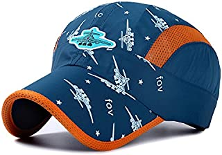 Home Prefer Kids Lightweight Quick Drying Sun Hat Airy...