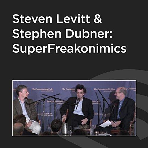 Steven Levitt and Stephen Dubner: SuperFreakonomics cover art
