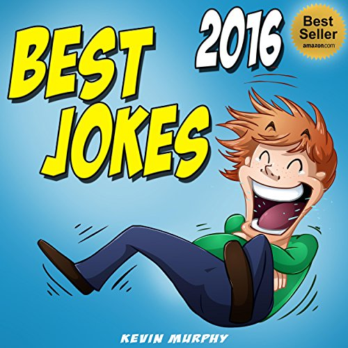 Jokes: Best Jokes 2016 audiobook cover art