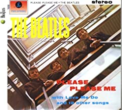 Please Please Me by The Beatles Enhanced, Limited Edition, Original recording remastered edition (2009) Audio CD