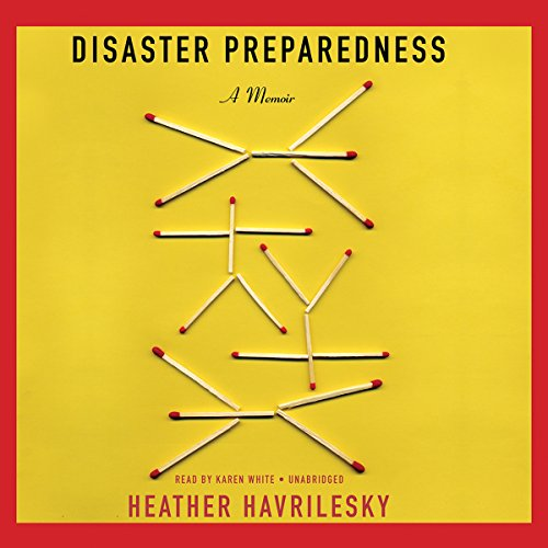 Disaster Preparedness audiobook cover art