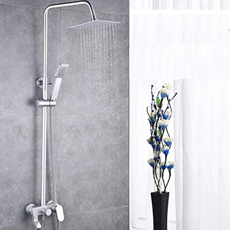 Dwthh Bad-Duschset Wandmontage-Duscharmaturen Für Badezimmer Mischbatterie Badewanne Duschkopf Mit Handbrause