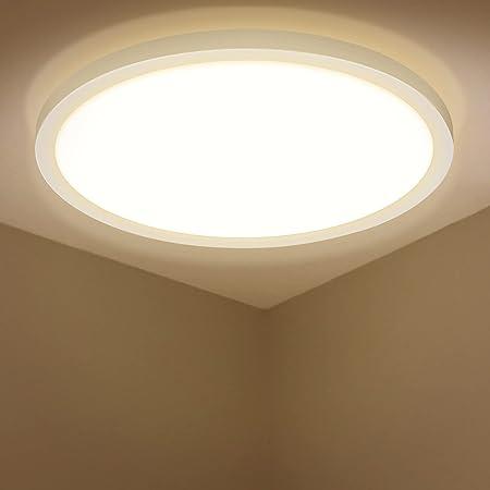 LED Deckenleuchte Deckenlampe 15W 20W Wohnzimmer Badleuchte Küchen Flur Lampe