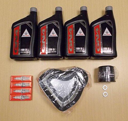 New 2004–2009HONDA VTX 1300VTX1300OE komplett Öl Service Tune-Up Kit