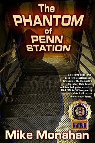 The Phantom of Penn Station (English Edition)