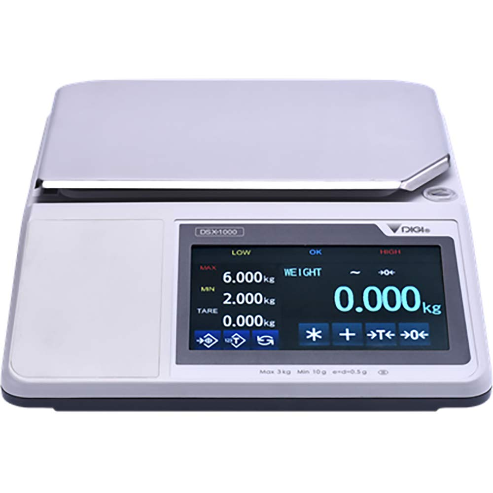 San Francisco Mall Rice Lake DSX-1000-600 High Precision Checkweigher Seasonal Wrap Introduction g 600 0. x