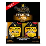 Maddox Detail - Leather Care Kit - Limpiador y acondicionado